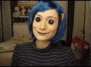 макияж на хэллоуин 2012 каролина в стране кошмаров