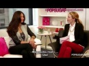 INTERVIEW Adriana Lima dishes on her postpregnancy body in Victoria's Secret show