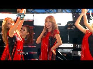 After School - Flashback, 애프터스쿨 - 플래시백, Beautiful Concert 20120717