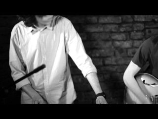 The Lazybones - Tales Of Brave Ulysses (Cream cover song, live in China-Town Cafe, 20/)