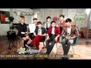 111204| Section TV - 2PM Interview Mr Pizza CF BTS Cut 2