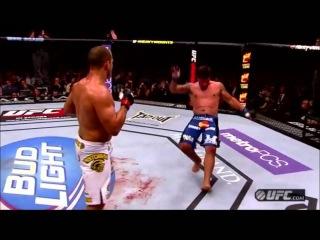 UFC 155: Интервью Джуниора Дос Сантоса ( на русском)