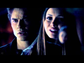 ♠ Damon & Elena | 'I Don't Want You to Be Cured'