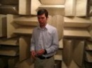 Microsoft Research acoustic anechoic chamber