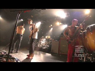 Red Hot Chili Peppers - Aug 22nd 2011 Live  Roxy Fuse