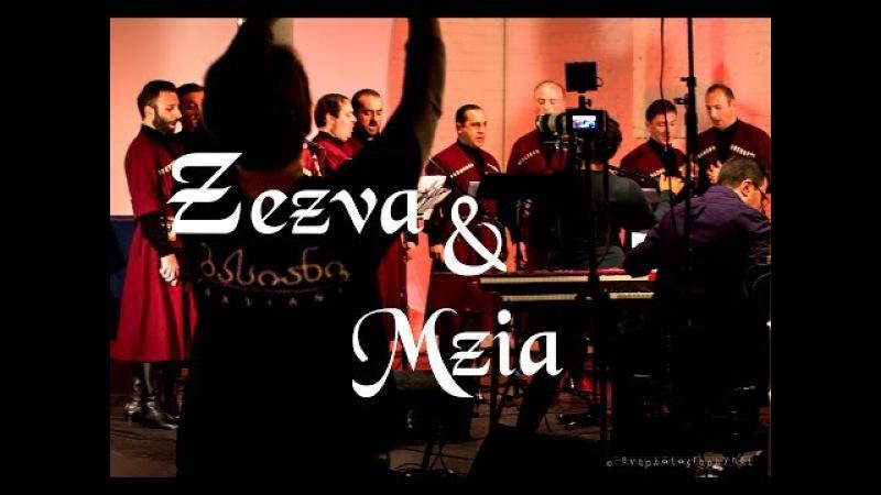 "Giorgi Mikadze with Ensemble ""Basiani"" - ZEZVA MZIA"