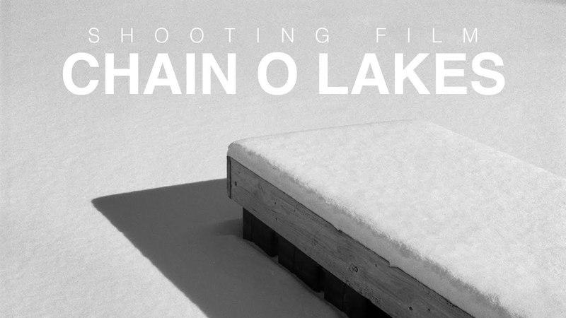 Shooting film Chain O Lakes ~ Bronica SQ Ai HP5 and Fuji Acros 100
