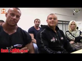 Alexey SHABUNYA and Alexey LESUKOV