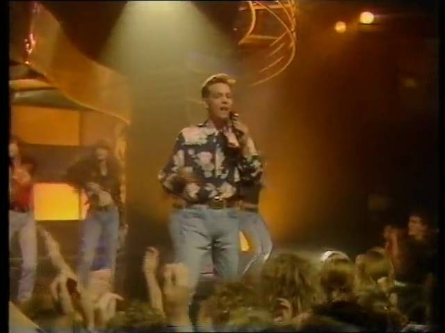 Jason Donovan Sealed With A Kiss TOTP
