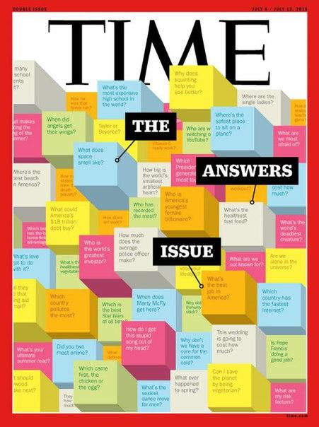 Time Magazine - July 6 2015