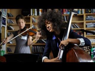 Esperanza Spalding: NPR Music Tiny Desk Concert