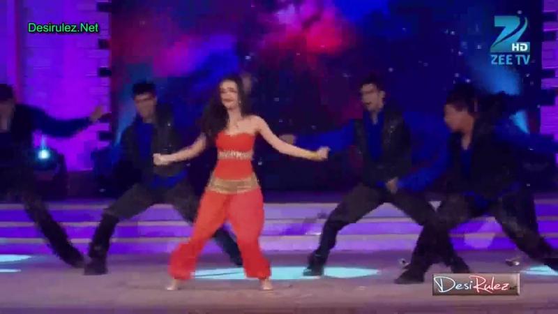 Sanaya Irani Performance Jazba Gold Awards 2012