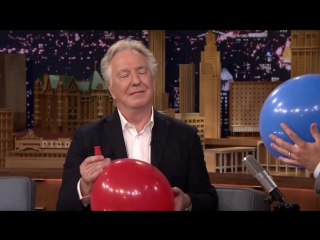 Alan Rickman Interview on The Tonight Show Starring Jimmy Fallon