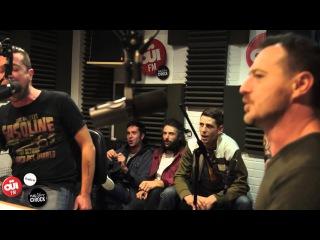 Les Fatals Picards - Brurier Noir Cover - Session Acoustique OI FM