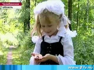 Девочка - соловей, которая знает язык птиц