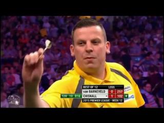Raymond van Barneveld v Dave Chisnall (2015 Premier League Darts / Week 12)