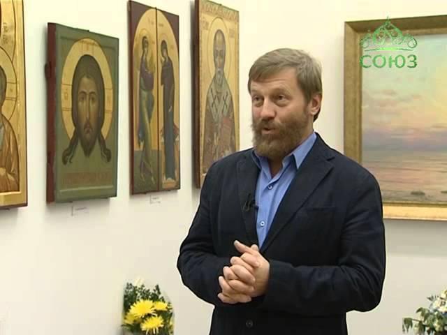 фото иконописца александра соколова