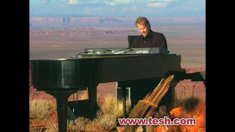 Valley of Dreams John Tesh One World Tour w Robert Mirabal JohnTesh