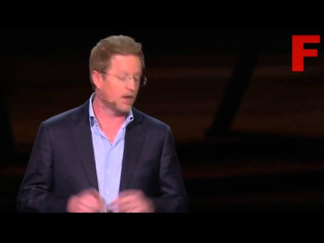 Эндрю Стэнтон. Как создать захватывающую историю. TEDx