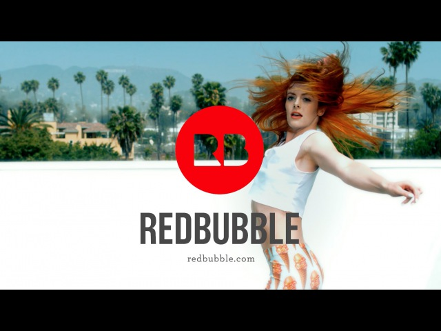 Redbubble Presents Art In Motion