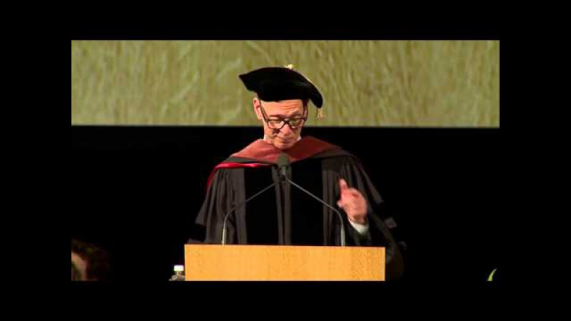 John Waters Commencement RISD 2015