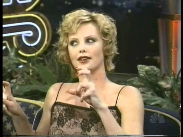 Charlize Theron interview Nov 18th 1998