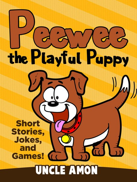 Peewee the Playful Puppy