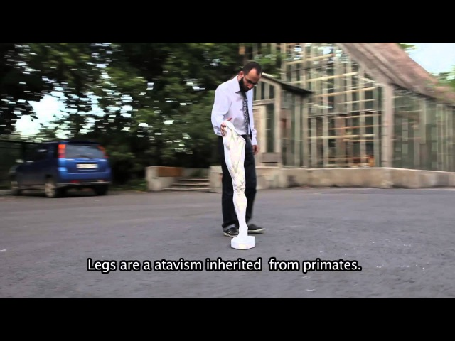 Legs - atavism (Ноги - атавизм) with subtitles