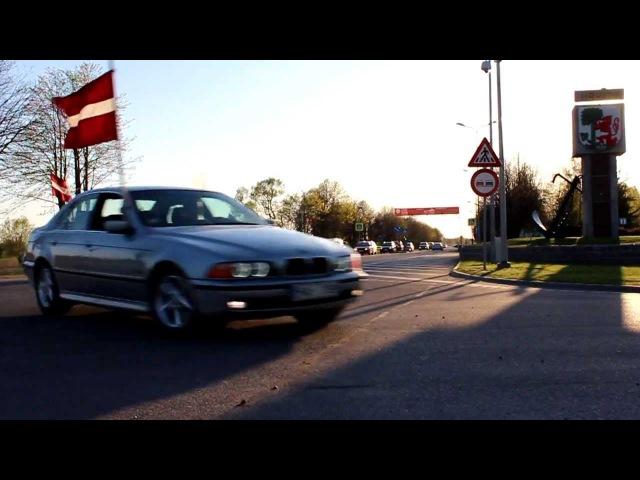 Tradicionālais Vienības brauciens par godu K.Ulmanim. Liepāja, 2013.