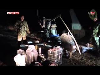 Контрабандисты из Львова летали на дельтаплане цвета флага России