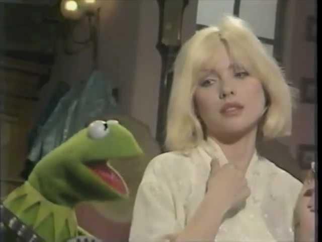 Debbie Harry Kermit The Frog - Rainbow Connection