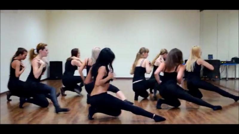 Анастасия Величкова Strip Dance