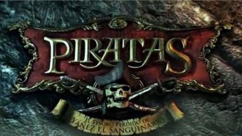 Пираты Испания Исторический сериал 3 серия