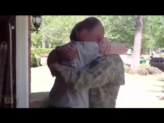 Soldiers coming home surprise compilation 6