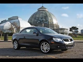 Чип-тюнинг Volkswagen EOS 1.4 л. МКПП от АДАКТ. Прекрасное женское мнение о результатах прошивки.