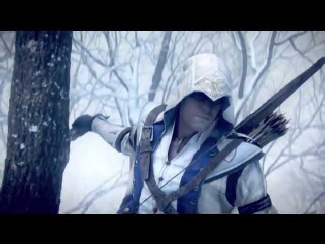 Assassin's Creed III Radioactive AMV