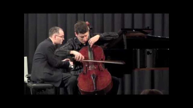 Gioacchino Rossini: Une larme für Cello und Klavier | Luka Sulic, Violoncello,