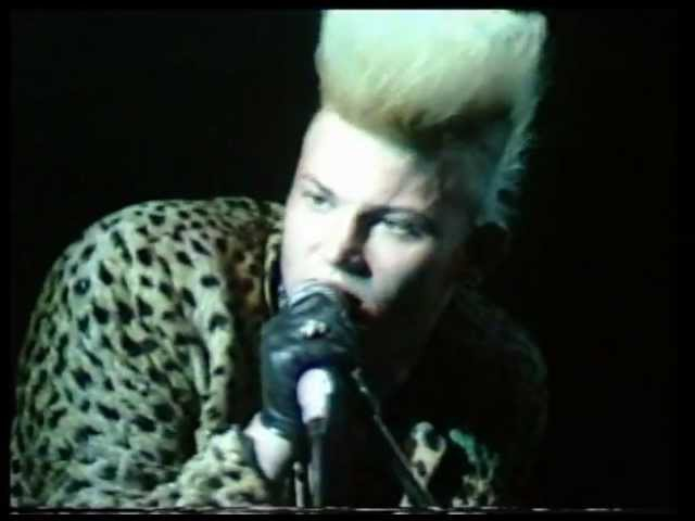 Demented Are Go Pervy In The Park Live at the The Klub Foot London UK 1987