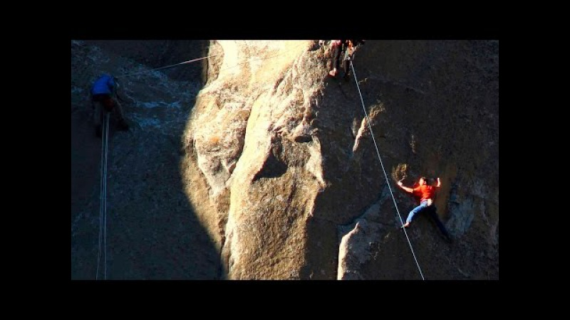 Kevin Jorgeson's battle with Pitch 15 Pt 1