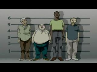 Люди в чёрном Men in Black_ The Series Заставка Intro