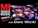 Dave Weckl Throwback Thursday From the MI Vault 8 28 1998