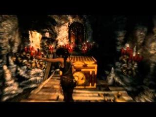 Брейн проходит:Tomb Raider 2013 - [ЛОГОВО ВОЛКОВ] #4