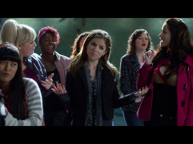Pitch Perfect Clip The Riff Off