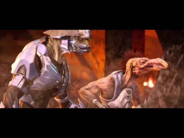 Halo 2 Anniversary Day at the Beach Remastered Cinematic Cutscene