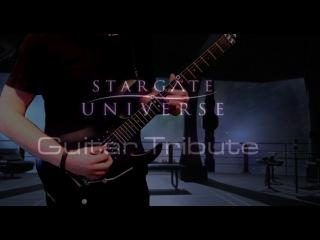 "Vuchs – ""Stargate: Universe"" Medley Tribute  [Guitar Cover / OST Medley / Tribute Soundtrack ~SGU~]"