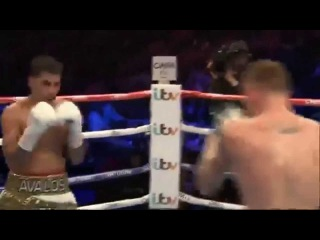 CARL FRAMPTON VS CHRIS AVALOS FULL FIGHT