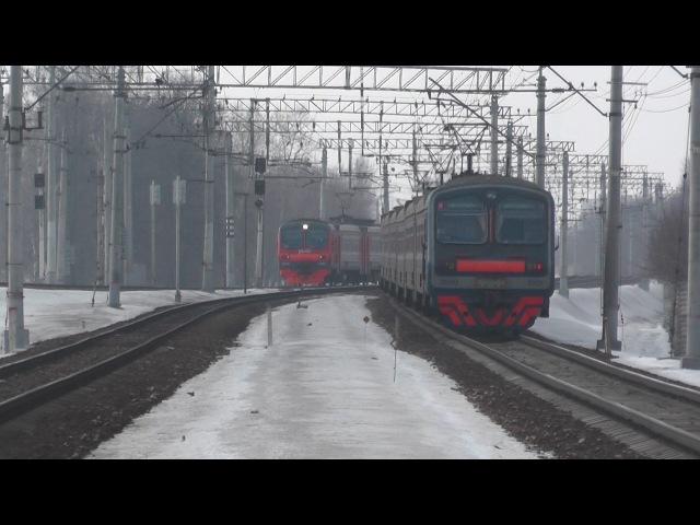 Электропоезда ЭД4М-0251, ЭД4М-0260