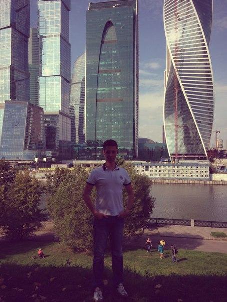 Максим Хазов: Москва