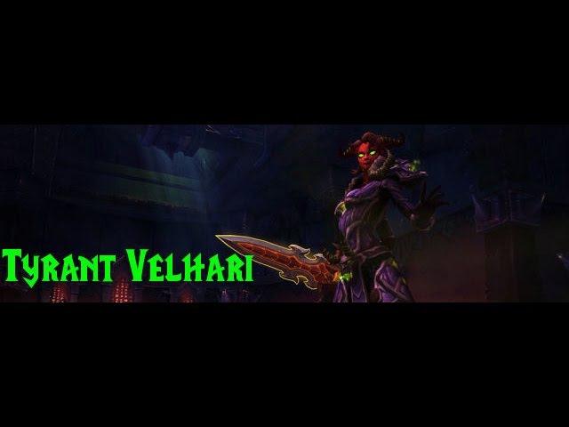 Mythic Tyrant Velhari