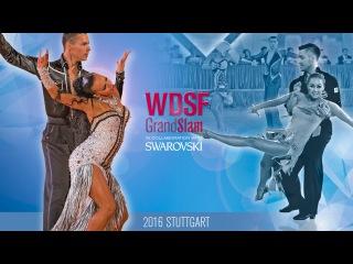 2016 GrandSlam LAT Stuttgart | The Promo | DanceSport Total